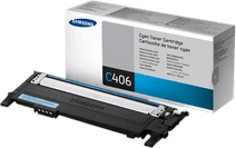 Samsung CLT-C406S Toner Cyan
