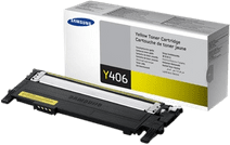 Samsung CLT-Y406S Toner Jaune