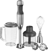 KitchenAid Ensemble Mixeur plongeant en acier inoxydable