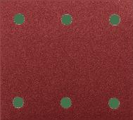 Makita Schuurstrook 114x102 mm K80 (10x)