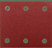 Makita Sanding Strip 114x102 mm K180 (10x)