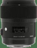 Sigma AF 35 mm f/1,4 ART DG HSM Canon