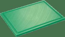 Inno Cuisinno Horeca Planche à découper avec rainure 32,5 cm Vert