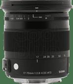 Sigma EF-S 17-70 mm f/2.8-4 DC Macro OS HSM Canon
