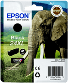 Epson 24 XL Inktcartridge Zwart C13T24314010