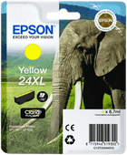 Epson 24XL Cartouche Jaune