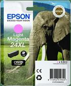 Epson 24XL Cartouche Magenta Clair