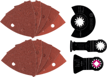 Bosch PMF Universal set (5-piece)
