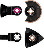 Bosch PMF Sanitary kit (4-piece)