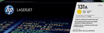 HP 131A LaserJet Toner Jaune (CF212A)