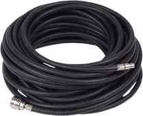 Powerplus Luchtslang 10m rubber