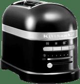 KitchenAid Artisan Grille-pain Onyx Noir 2 fentes