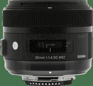 Sigma 30mm f/1.4 DC HSM ART Nikon