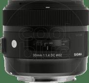 Sigma 30mm f/1.4 DC HSM ART Canon
