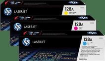 HP 128A Toners Pack Combiné