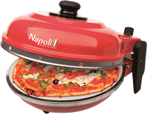 Optima Napoli Pizzaoven Rood