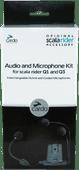 Cardo Scala Rider Audio Kit Q1 and Q3