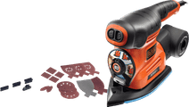 BLACK+DECKER KA280-QS