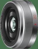 Panasonic Lumix G 20mm f/1.7 II Argent