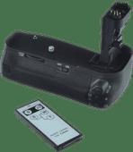 Jupio Poignée d'alimentation pour Canon 70D/80D