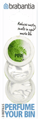 Brabantia Refill Caps Pine (Set of 3)