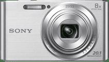 Sony CyberShot DSC-W830 Argent