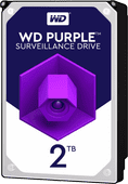 WD Purple 2TB