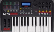 Akai MPK225 Top 10 best verkochte midi-keyboards