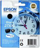 Epson 27XXL Cartridge Zwart