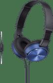 Sony MDR-ZX310AP Blauw