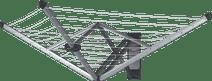 Brabantia wanddroger WallFix 24 meter met beschermhoes