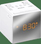 Sony ICF-C1T Blanc