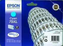 Epson 79 XL Cartridge Cyaan C13T79024010