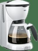 Braun CafeHouse Pure Aroma Deluxe KF520/1 Blanc
