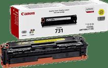Canon 731 Toner Cartridge Yellow