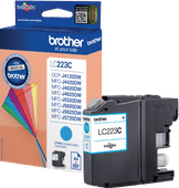 Brother LC-223C Cartridge Cyan