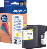 Brother LC-223Y Cartridge Yellow