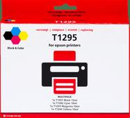 Pixeljet T1295 4-Kleuren Pack voor Epson printers (C13T12954010)
