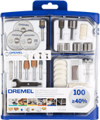 Dremel MAS 100-piece accessory set