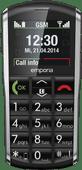 Emporia Pure Senioren Telefoon