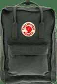 Fjällräven Kånken Ordinateur portable 15'' Forest Green 18 L