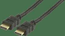 Veripart câble HDMI 1 mètre plaqué Or