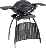Weber Q1400 Stand Dark Grey