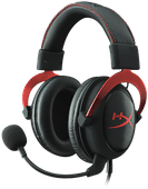 Kingston HyperX Cloud II Rood