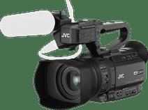 JVC GY-HM170E + handle