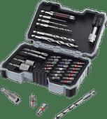 Bosch Pro-Mix set hout 35-delig