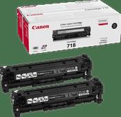 Canon 718 Toner Zwart (Hoge Capaciteit)