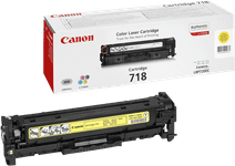 Canon 718 Toner Jaune