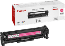 Canon 718 Toner Magenta
