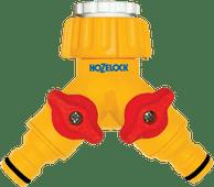 Hozelock Duo Kraankoppeling